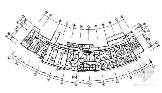 某大学音乐系教学楼电气图