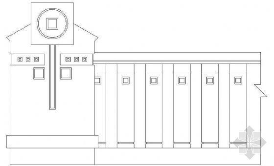 欧式栏杆详图39
