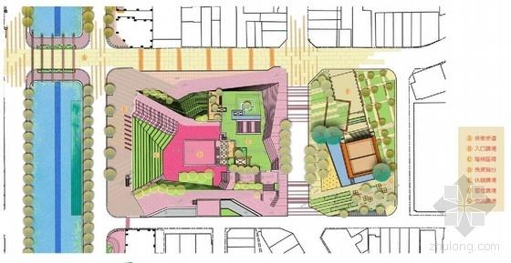 快乐角——华美街及周边环境步行空间规划设计