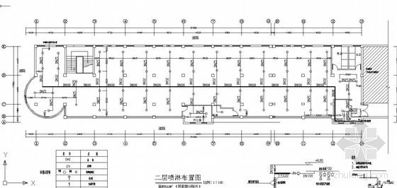 某网吧消防系统改造设计图
