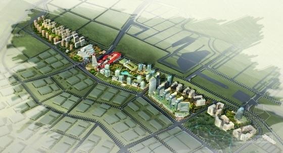 [重庆]城市综合体规划及单体设计方案文本