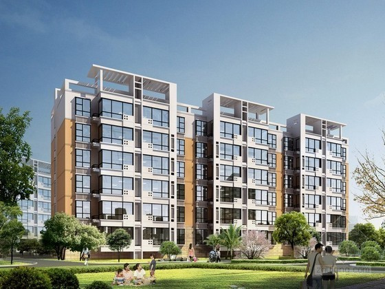 [湖南]住宅楼建筑工程量清单报价实例(附全套施工图纸)