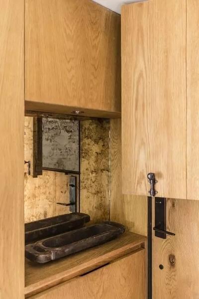 秒杀别墅的神改造,八十平米小户型两室一厅装修案例_10