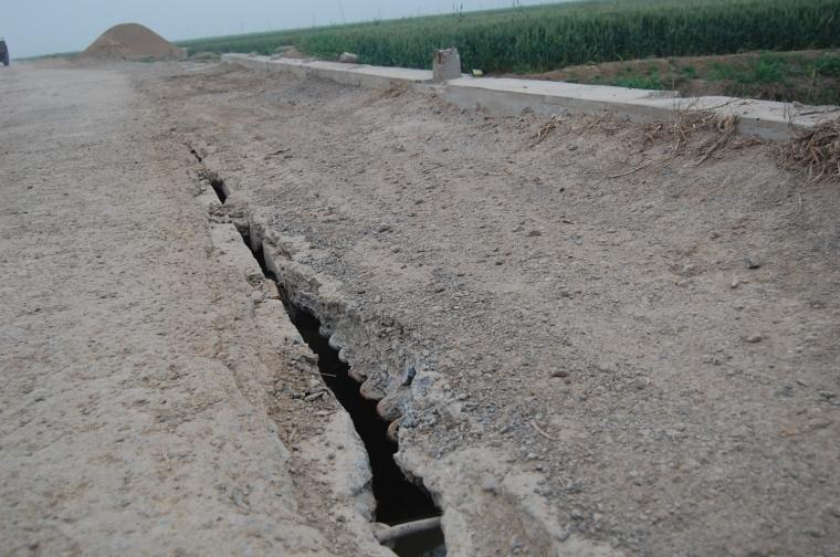 桥梁裂缝的控制