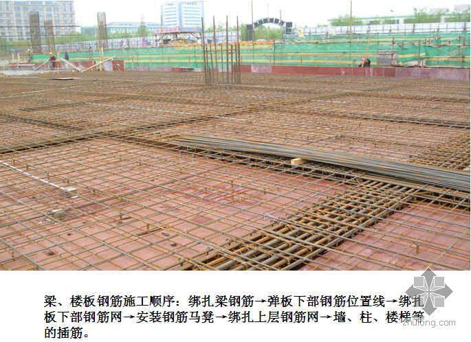 青岛某项目创优质结构工程汇报材料(泰山杯)