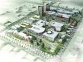 [上海]现代风格创意产业园区规划及单体设计方案文本