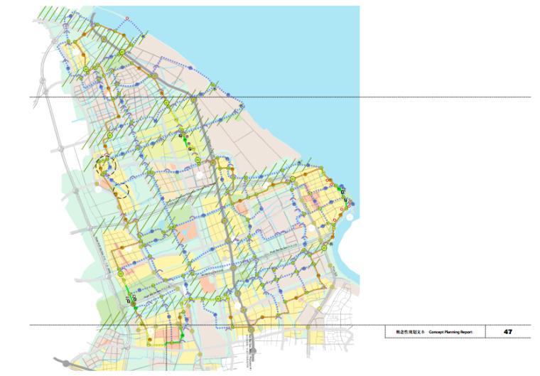 [上海]绿色步道概念性规划设计