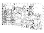 [辽宁]知名大学实验动物部净化工程电气施工图(大院精品)