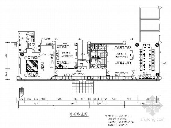 [南京]某国际机场国宾接待室室内装修图