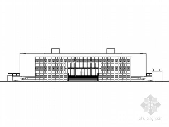 [云南]某知名企业办公楼建筑施工图(含效果图)