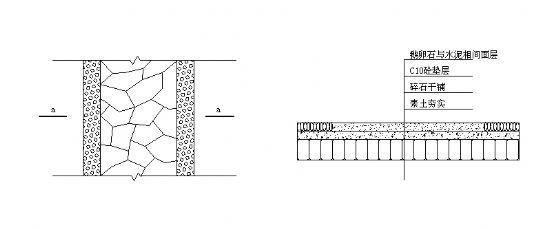 园路铺装详图12-4