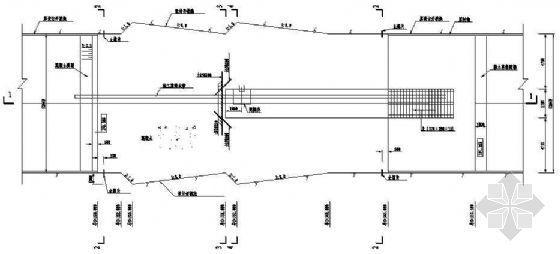 某导流洞堵头灌浆设计图