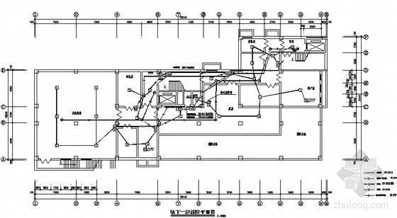某医院电气消防设计图