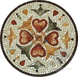 马赛克瓷砖拼图