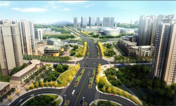 [四川]城市主干道及商业街景观提升详细设计方案(设计院独家)
