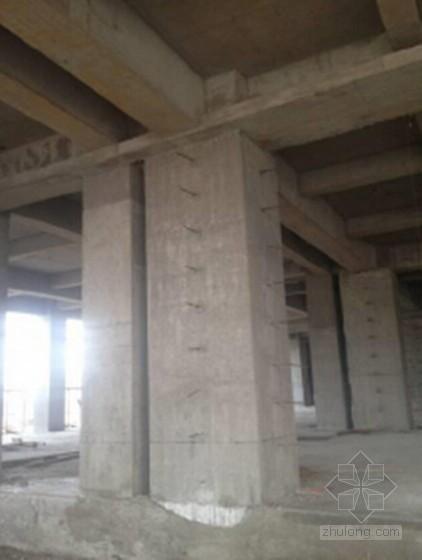 [QC成果]提高劲性柱施工质量一次验收合格率
