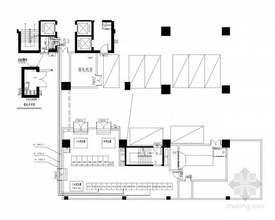 10KV配电房电气施工图纸(最新编制)