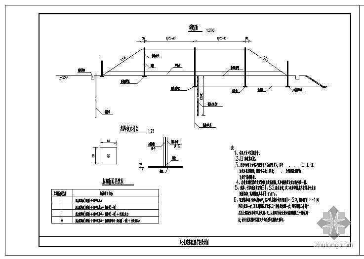 软土路基监测方案设计图