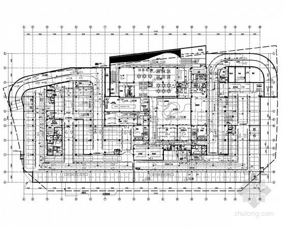 [上海]2.2万平多层办公楼全套电气施工图纸157张(知名设计院)