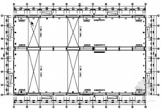 [学士]单层装配式混凝土排架结构厂房(含CAD图纸)