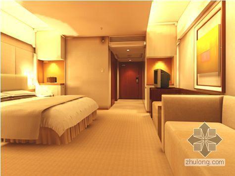 内蒙古某五星级酒店装修施工组织设计(草原杯)