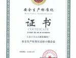 企业安全生产管理标准化资料免费下载
