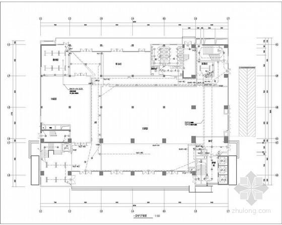 [廣東]創意產業園高層宿舍樓強弱電施工圖48張