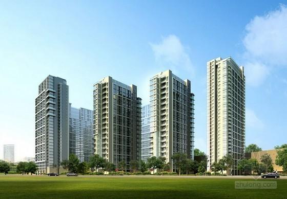 [标杆房企]住宅楼开发项目发展规划方案(收益分析 成本测算)