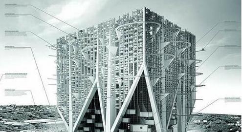 3D打印技术风刮进建筑界 首栋3D建筑北京落成
