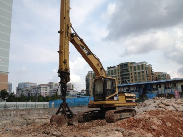 大厦项目地下室工程逆作法与顺作法施工方案比较