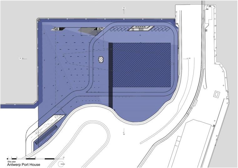 比利时安特卫普港口大楼-25