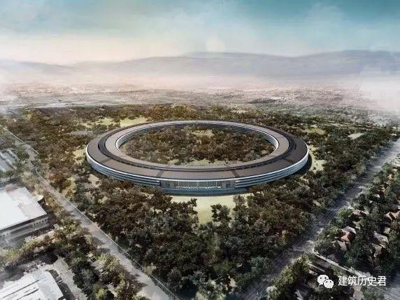 史上最贵的公司总部 —— 苹果公司Apple Park