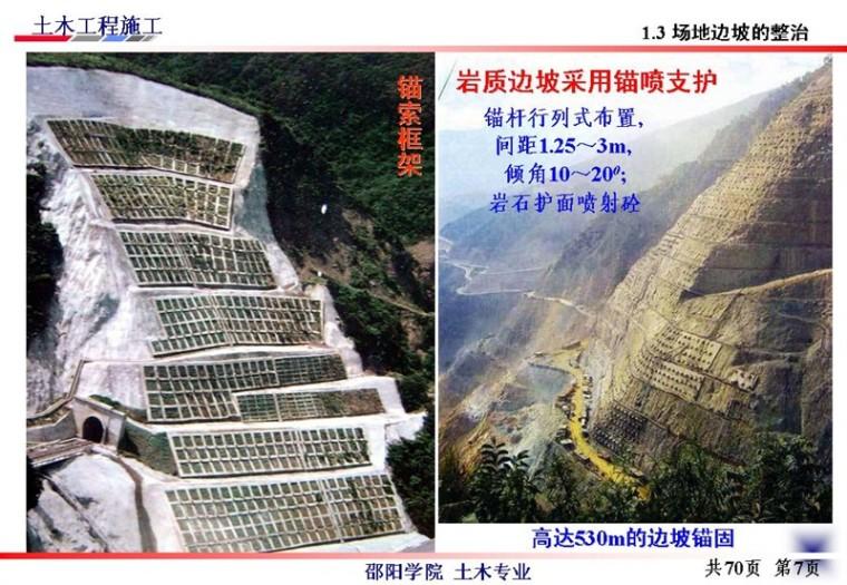 边坡支护工程施工与基坑的支护、降水_2