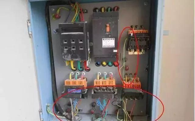 建筑施工现场临时用电安全隐患,全都是错误做法!_10