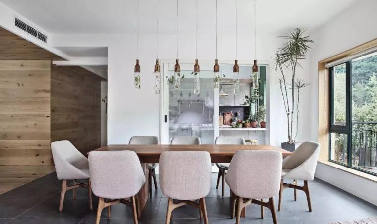 45款实用又好看的餐厅案例,总有一款适合你家!