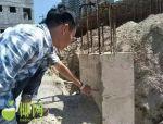 """在建项目成""""豆腐渣"""",百万投入打水漂!全因混凝土质量不合格?"""