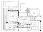 [深圳]豪华欧式风格别墅室内装修全套施工图
