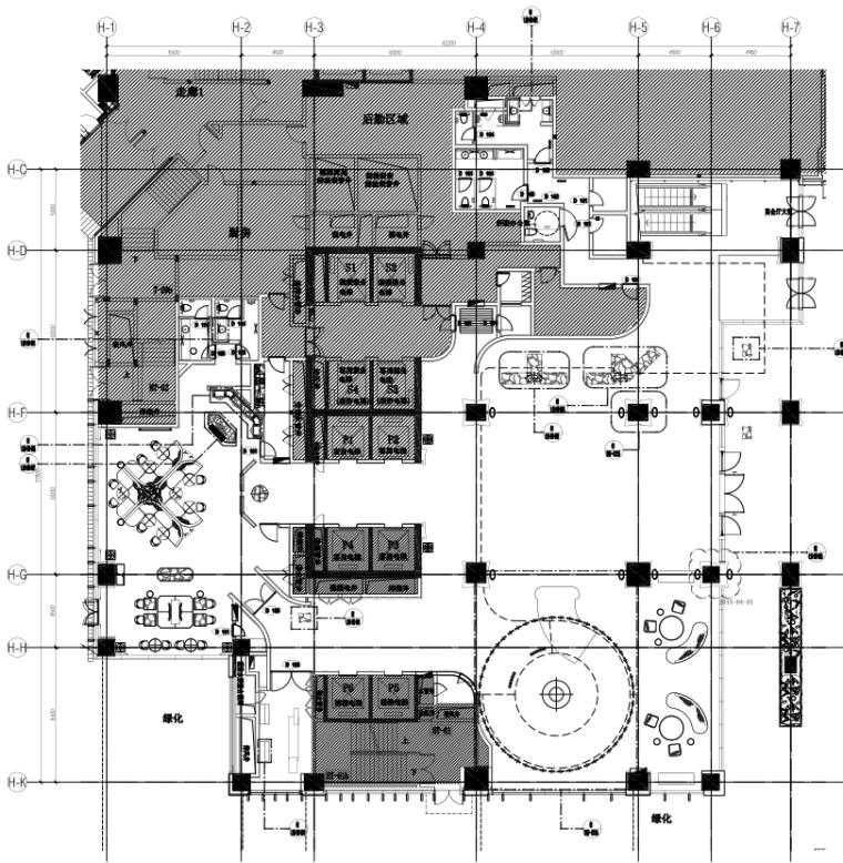 [CCD&ABConcept&AFSO]广州康莱德酒店丨公区+客房装修施工图