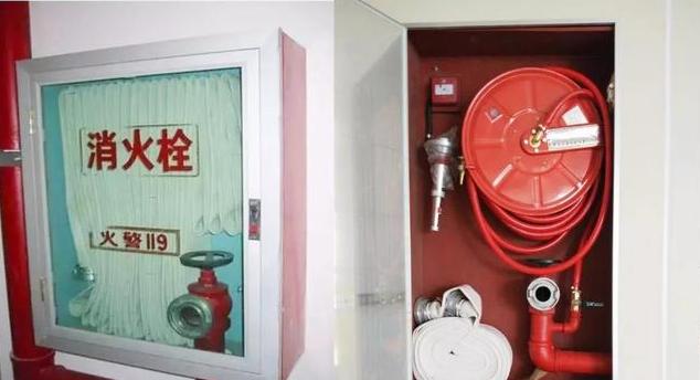 消防栓的种类及使用
