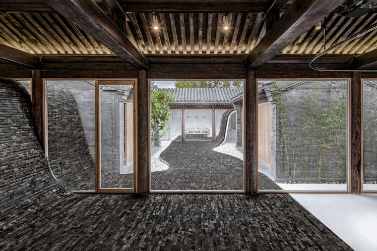 """[北京]""""扭院儿""""北京四合院改造设计方案文本"""
