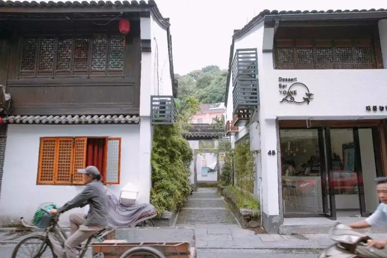 用心感受老杭州小街小巷的慢生活_4