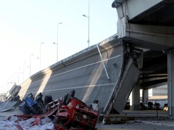 公路桥梁质量事故案例分析