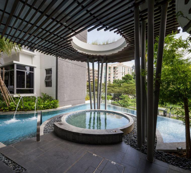 新加坡Lanai住宅区_17