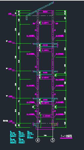 别墅新增加电梯加固结构设计图_8