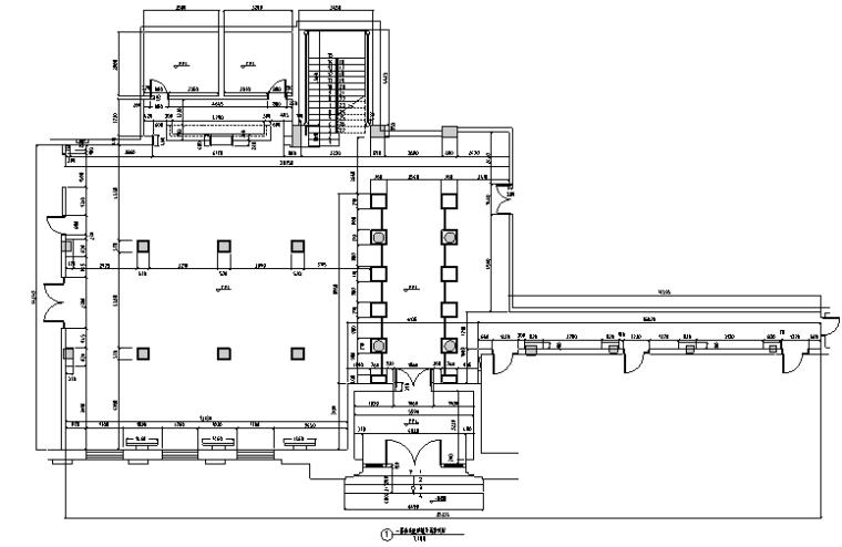 22套餐饮空间施工图+效果图(下)_2