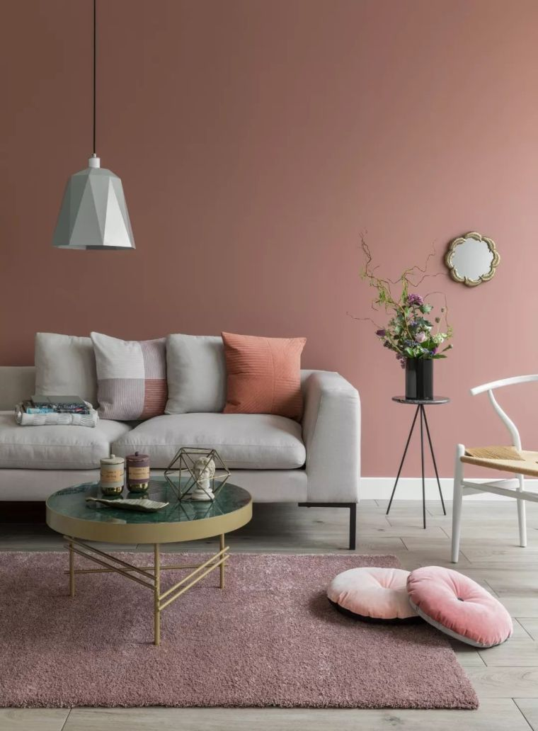 最美的INS风的家具搭配,让软装更精妙!_7