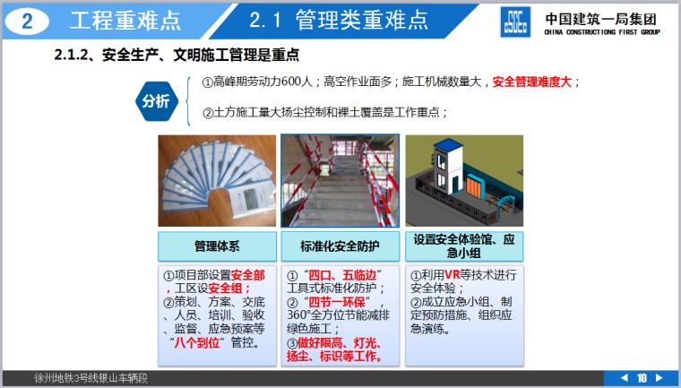 徐州地铁3号线银山车辆段项目策划汇报(共151页,图文丰富)_3