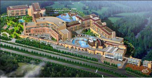 VRV空调设计方案资料下载-深圳某大酒店暖通空调设计方案