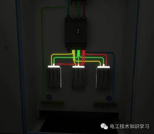 TN_S工地三相五线制电路布线详解_12