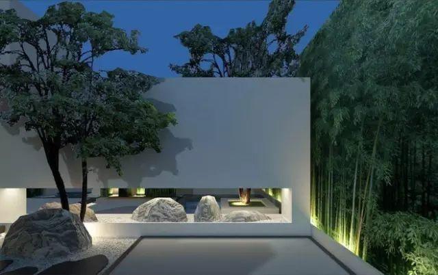 景观风水丨庭院围墙设计中的讲究_20